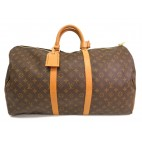 Louis Vuitton Keepall 55 in Monogram