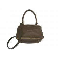 Givenchy Pandora Small Tote in Khaki