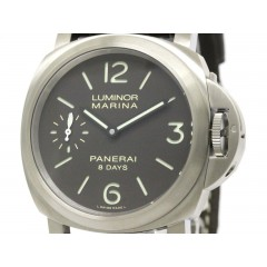 Panerai Luminor Marina 8 Days Titanio Watch