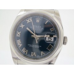 Rolex Date Just Stainless Steel Automatic Watch BRAND NEW