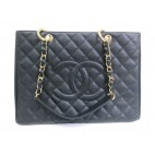 Chanel Caviar Large Shopping Tote GST - Brand New