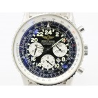 Breitling Navitimer Cosmonaute FlyBack Steel Automatic Watch