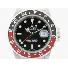 Rolex GMT Master II Stainless Steel Automatic Watch